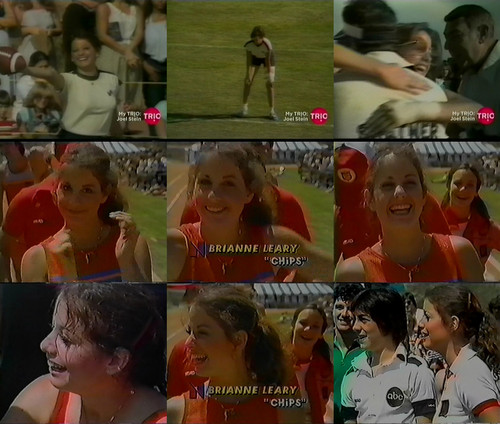 Brianne Leary in Battle of the Network Stars 5 & 6