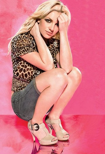 Britney Spears wallpaper probably containing a leotard, tights, and a maillot titled Britney Hot