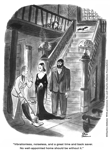 Charles Addams - the-addams-family-1964 Photo