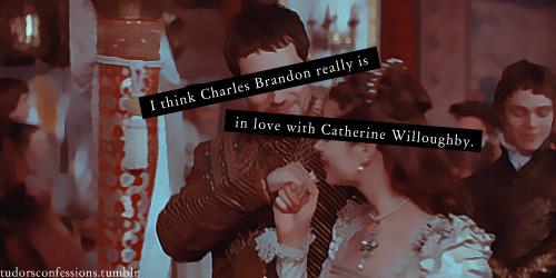Charles Brandon: Tudors Confections