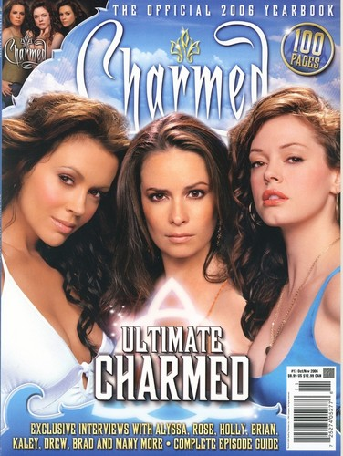 Charmed 2006 Yearbook - charmed Photo