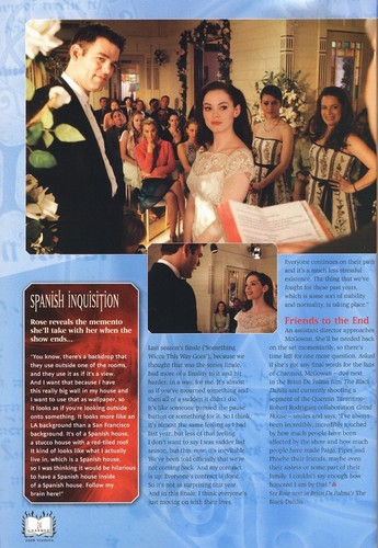Charmed 2006 Yearbook