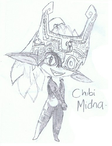 Chibi Midna