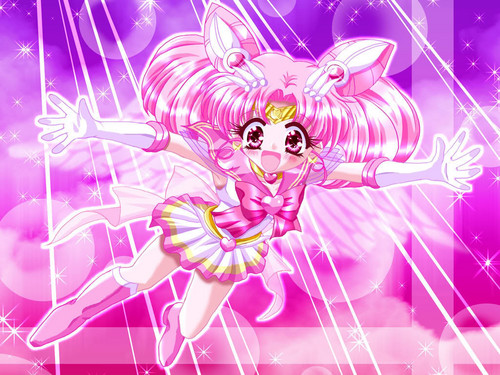 Bakugan and Sailor Moon! wallpaper entitled Chibiusa