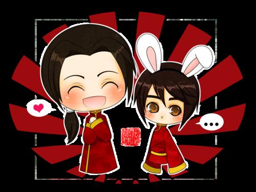 China x Hong Kong