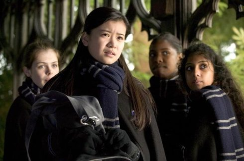 Cho Chang and Ravenclaws