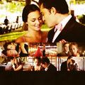 Chuck&Blair ♥  - chair-family fan art