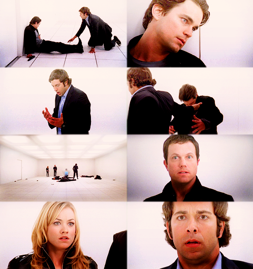 Chuck & Bryce for Laurie&#39;s icons <3