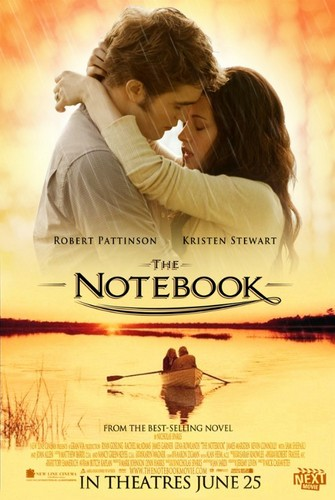 Classic Romance film Now Starring Rob & Kristen