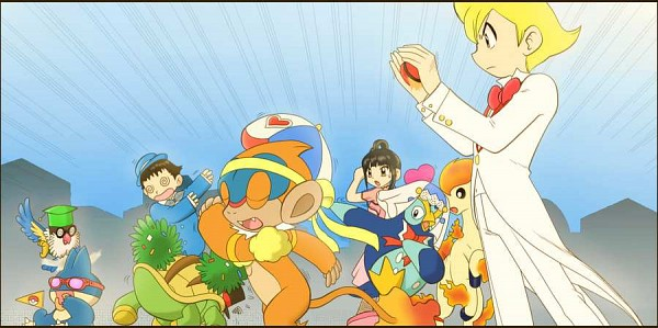 Pokemon Special Manga Images Contest Time Wallpaper And