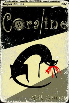 Coraline wallpaper entitled Coraline Cover
