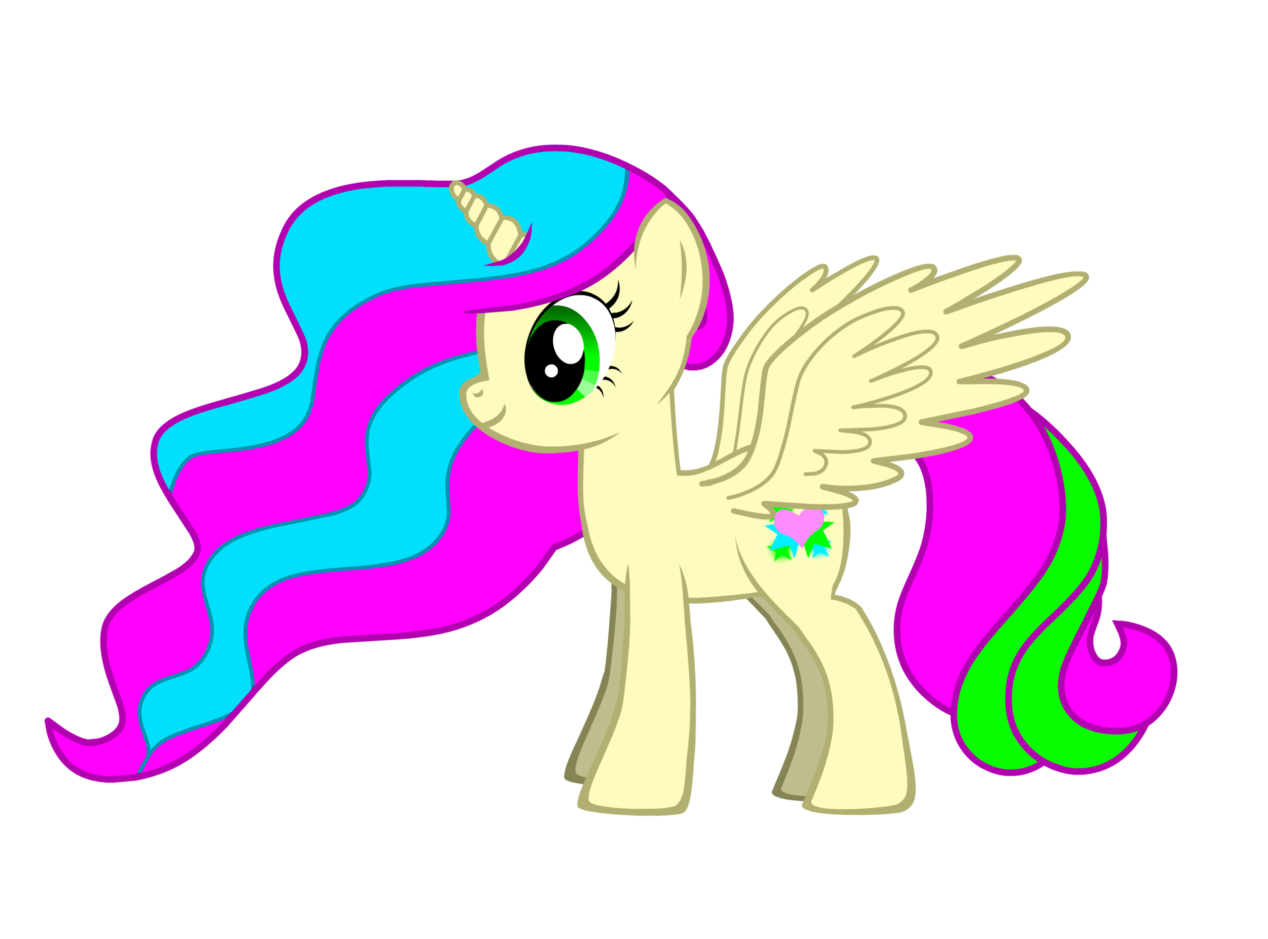 My little pony characters - photo#3