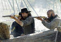 Cullen Bohannon and Elam Ferguson in Episode 9