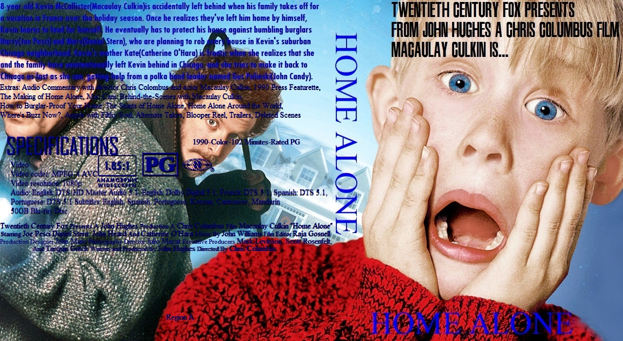 Home Alone 1 Full Movie In English With Subtitles Architecture