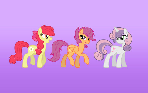 Cutie Mark Desktop