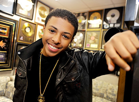 Diggy Simmons wallpaper called DIG DIGGY SIMMONS