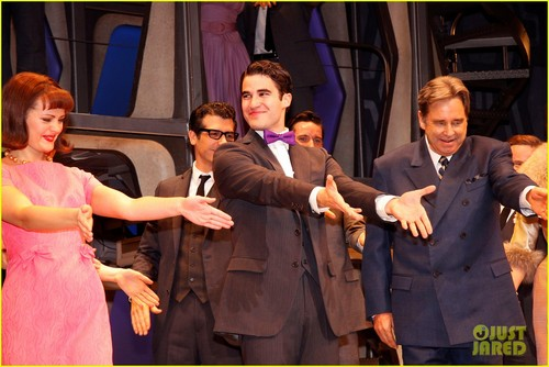 Darren Criss: 'How to Succeed' Broadway Debut!
