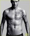 David Beckham Underwear Ads for H&M Revealed