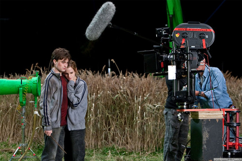 Deathly Hallows - Behind the Scenes