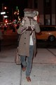 December 31st: Leaving from Bowery Hotel in New York - ryan-gosling photo