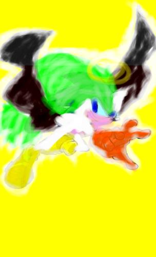 Diante the Hedgehog
