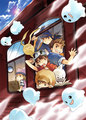 Digimon Frontier Fanart - digimon-frontier fan art