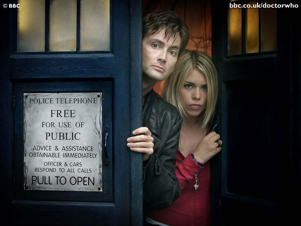 Doctor&Rose - Doctor Who Wallpaper (28024709) - Fanpop