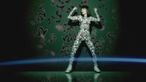 Jessie J wallpaper containing a fountain called Domino [Music Video]