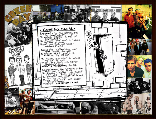 Dookie Wallpaper-Coming Clean