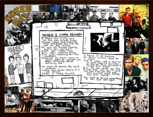 Dookie Wallpaper-When I Come Around