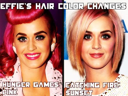 Effie's Color Change