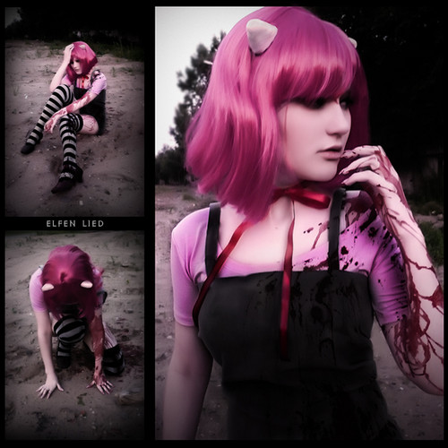 Elfen Lied Cosplay - elfen-lied Photo