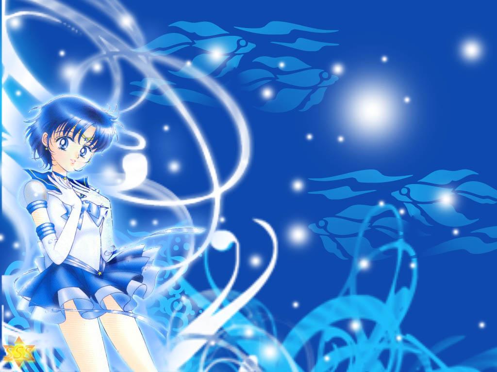 Eternal Sailor Mercury