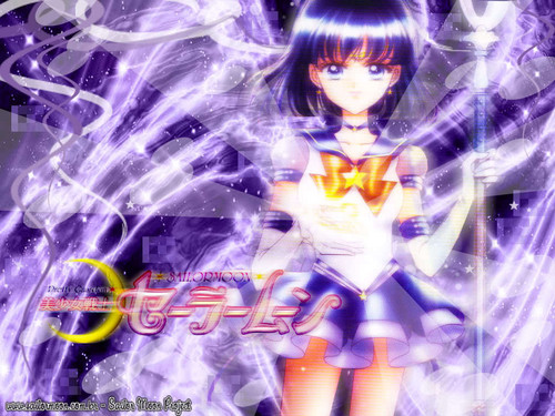 Eternal Sailor Saturn