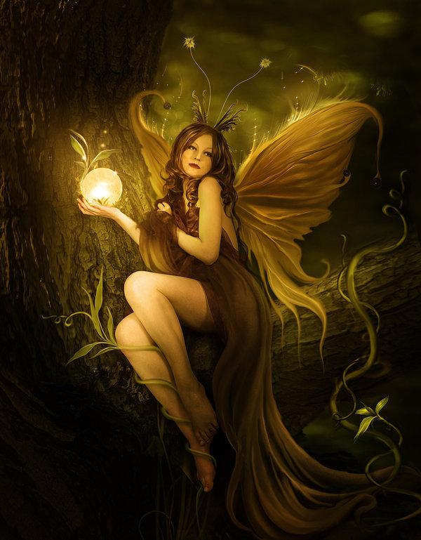 Fantasy fantasy art