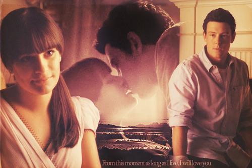 Finn and Rachel ♥