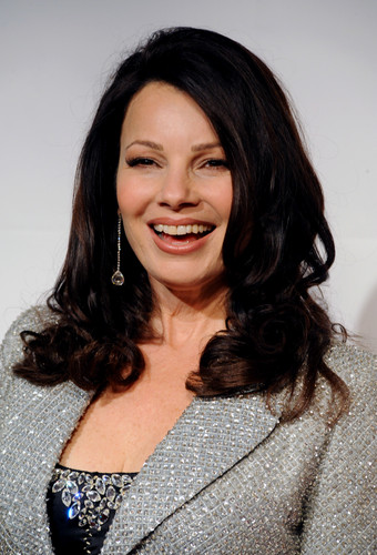 Фрэн Дрешер Обои possibly containing a well dressed person and a portrait entitled Fran Drescher