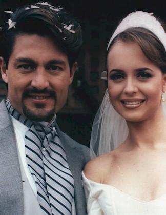 Gaby e Fernando Colunga (A Usurpadora)