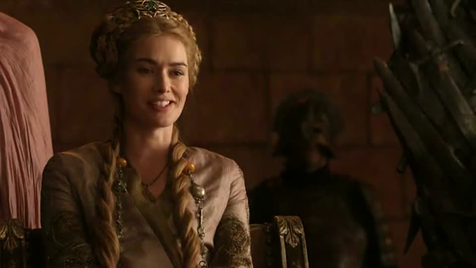 Game Of Thrones stars hits back at critics of naked scene
