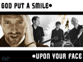 coldplay - God Put a Smile Upon Your Face wallpaper