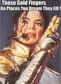 Gold Fever. - michael-jackson photo