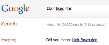 google ships Dair!