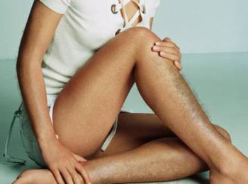aleatório wallpaper with skin called Hairy legs