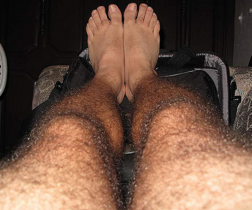 Random wallpaper titled Hairy legs