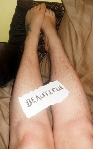 Random wallpaper entitled Hairy legs