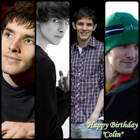 Happy Birthday Colin - colin-morgan Photo