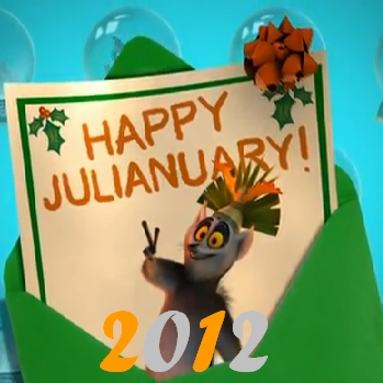 Happy Julianuary! 2012