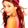 Victoria Justice photo containing a portrait titled Happy New Year Victoria