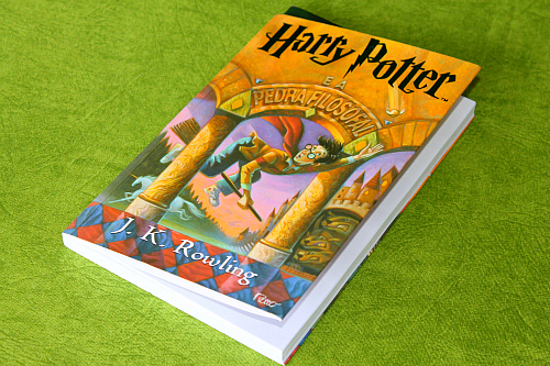 Harry Potter And The Philosopher's Stone- Book