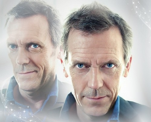 Hugh Laurie art